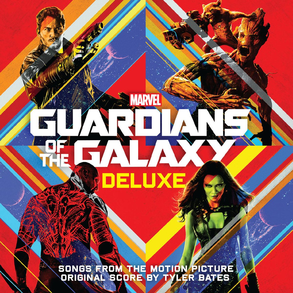 Cd guardians of the galaxy o.s.t.  - Sanborns
