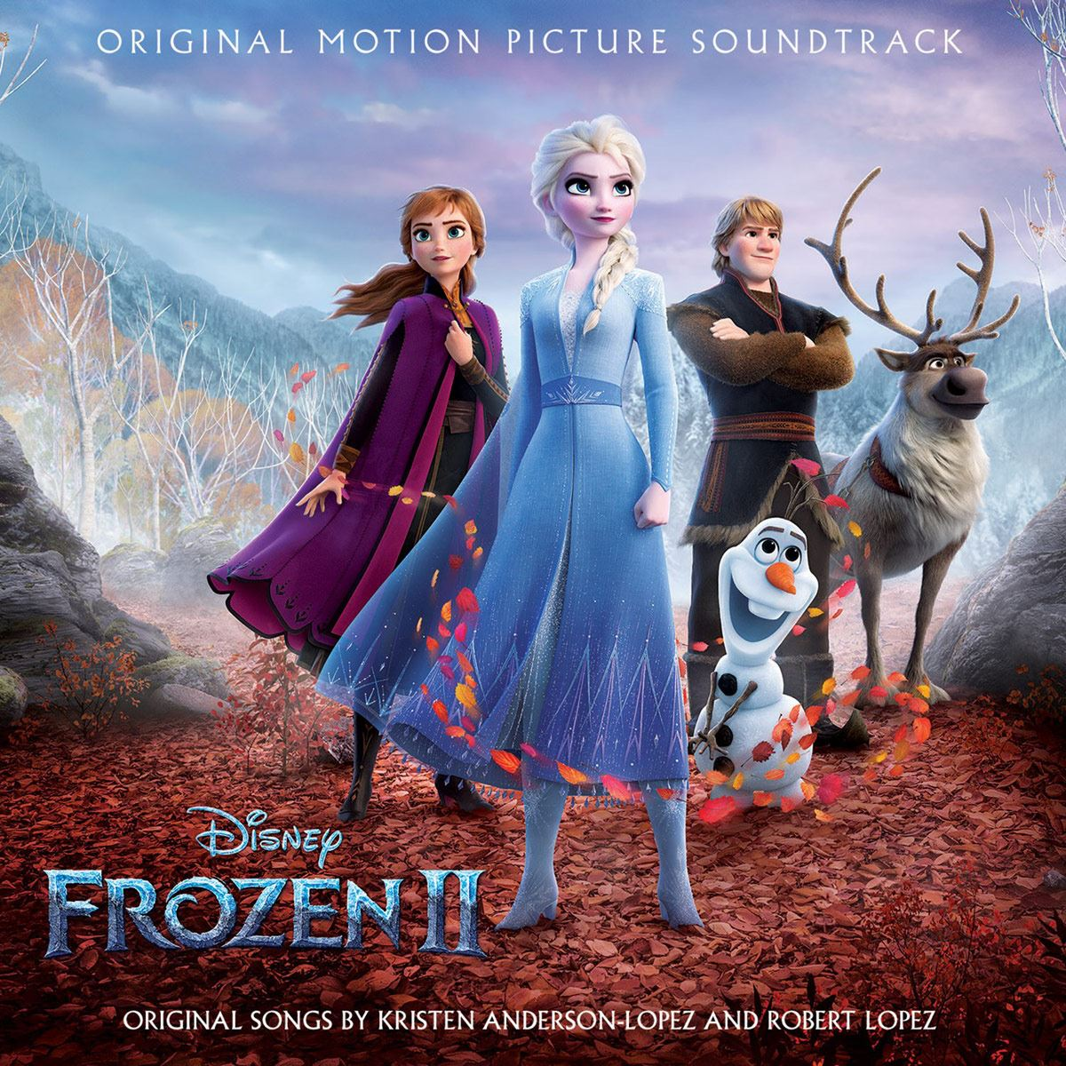CD Disney Frozen II Original Soundtrack