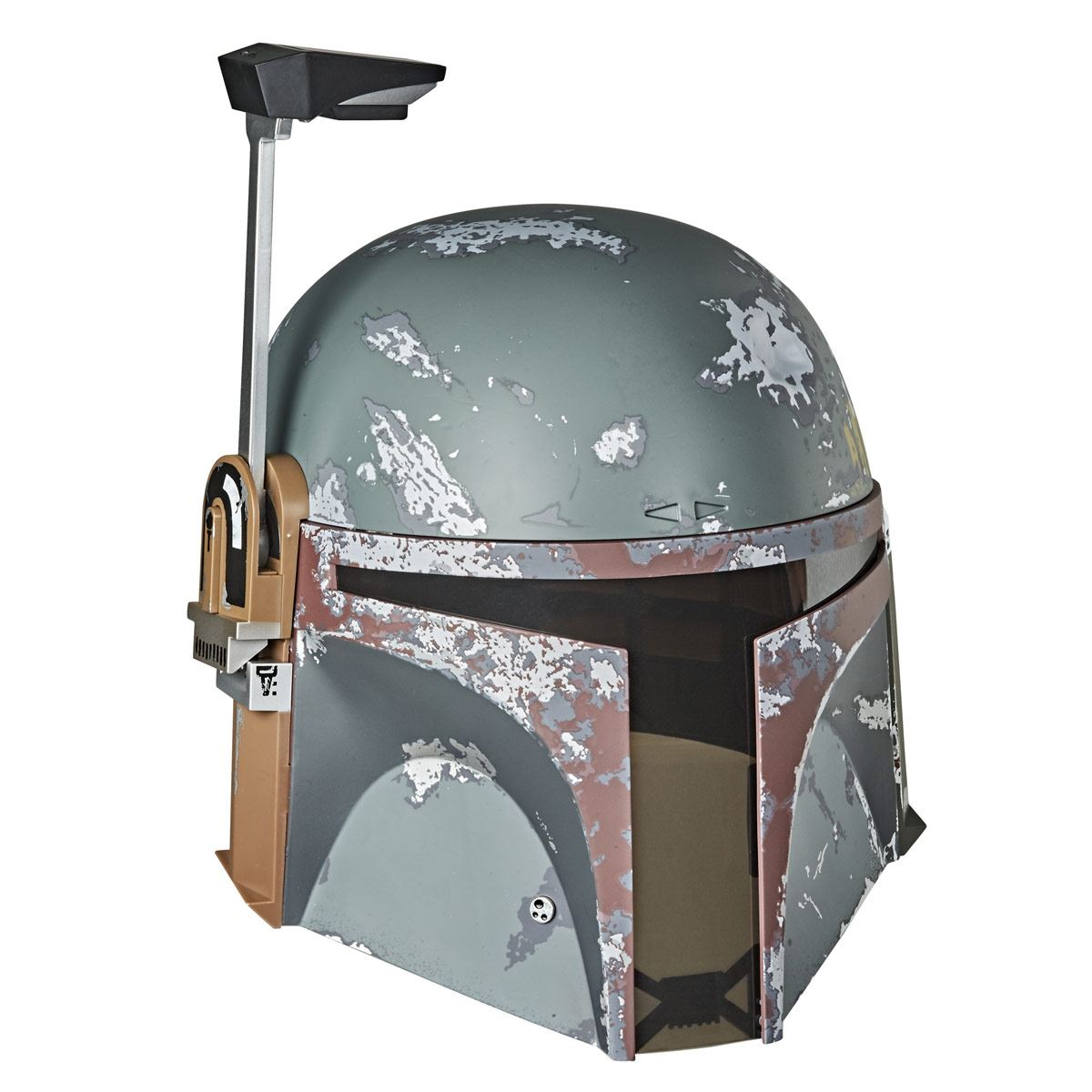 Star Wars The Black Series Boba Fett Casco electrónico premium