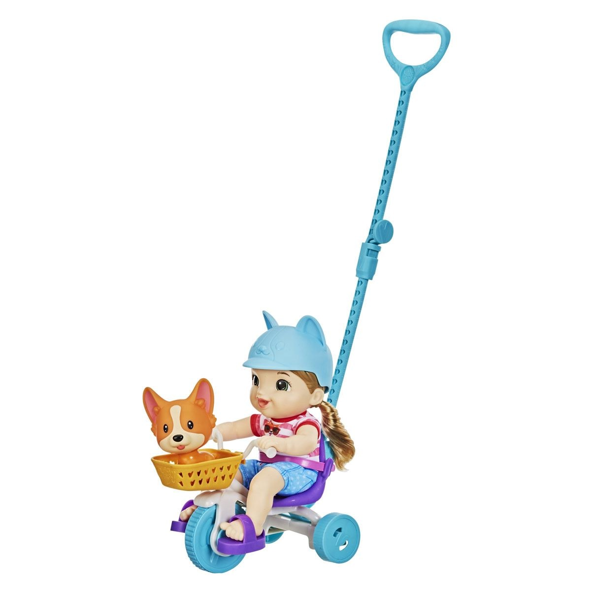 Baby Alive Littles Triciclo de Paseo