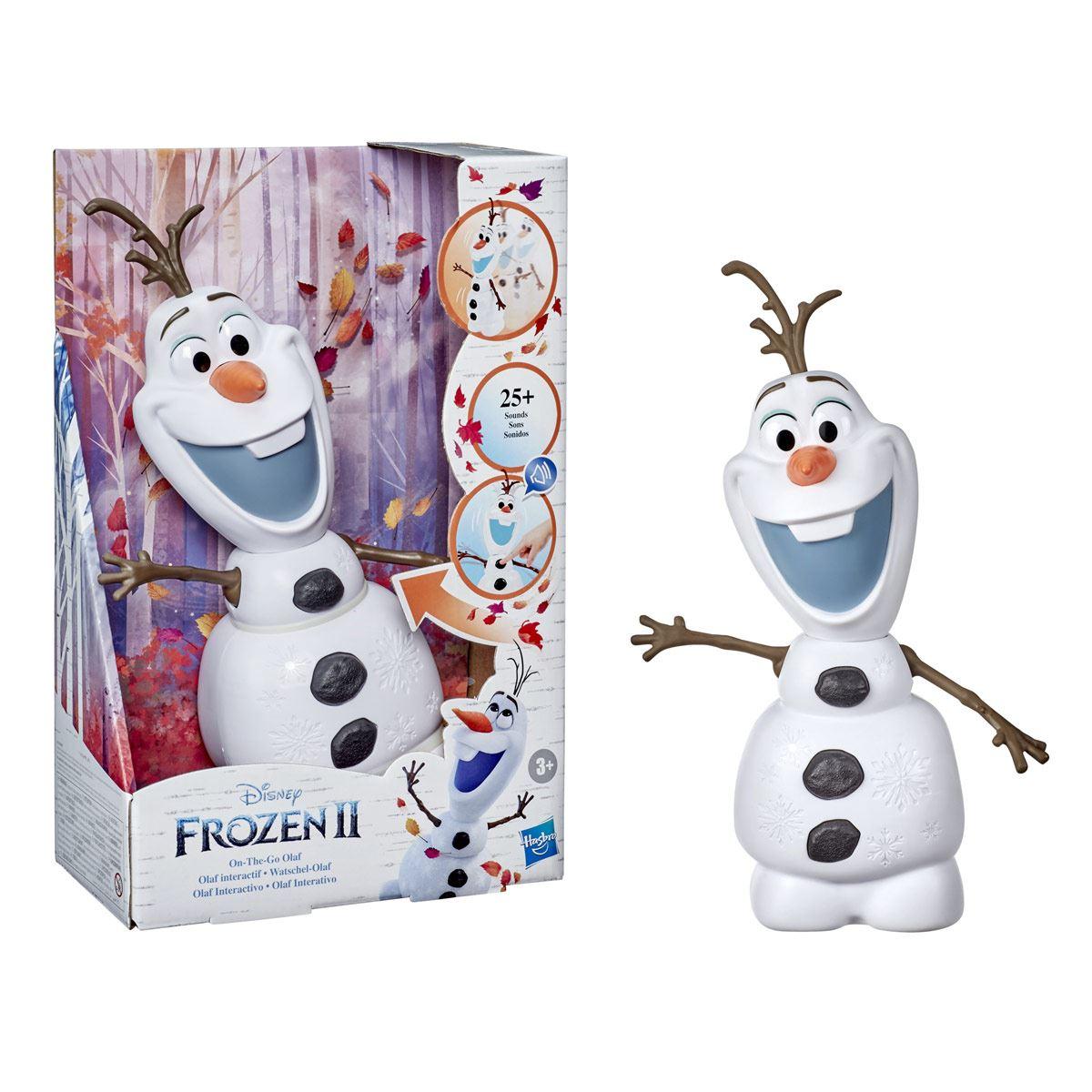Disney Frozen 2 - Olaf Camina y habla