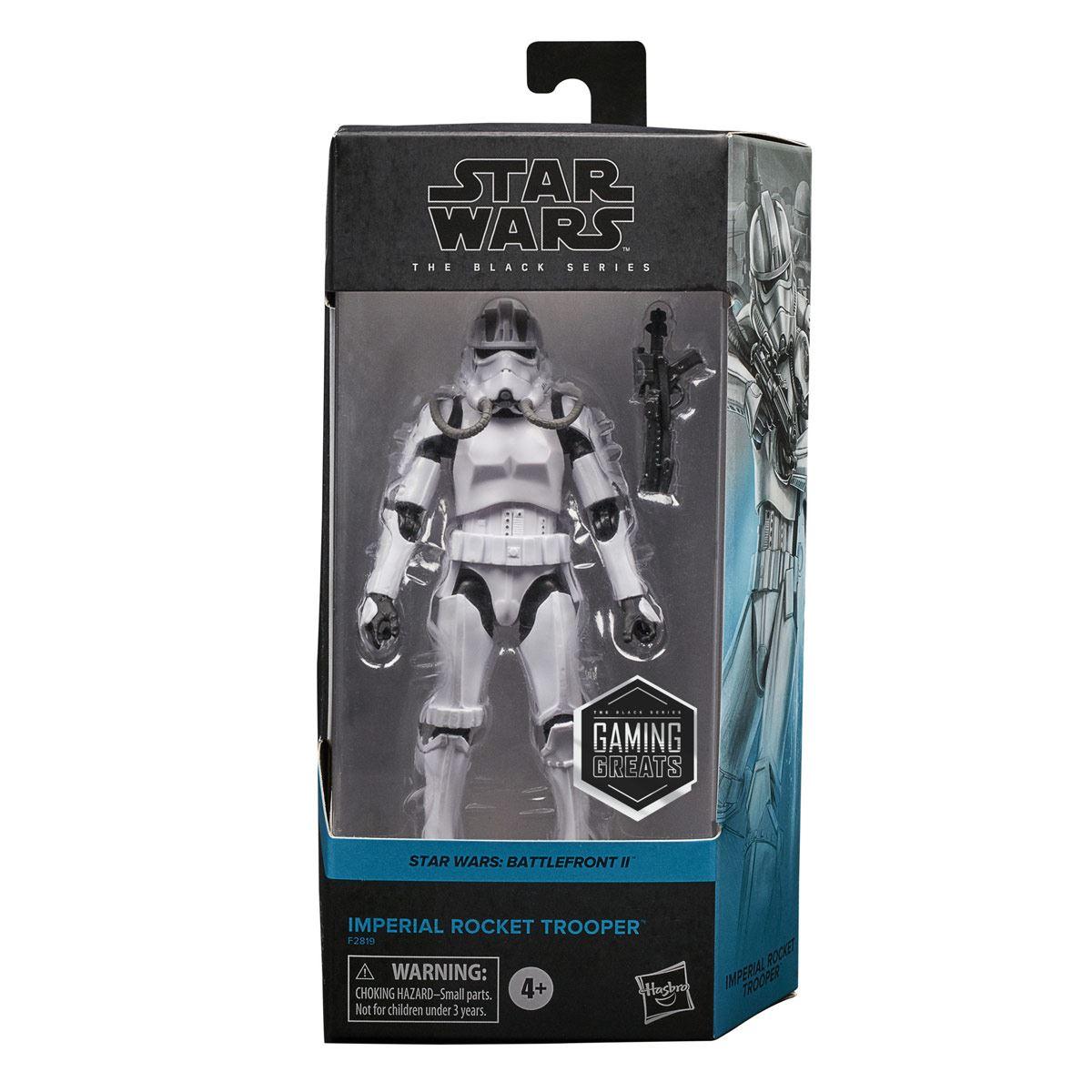 Star Wars The Black Series Gaming Greats - Imperial Rocket Trooper