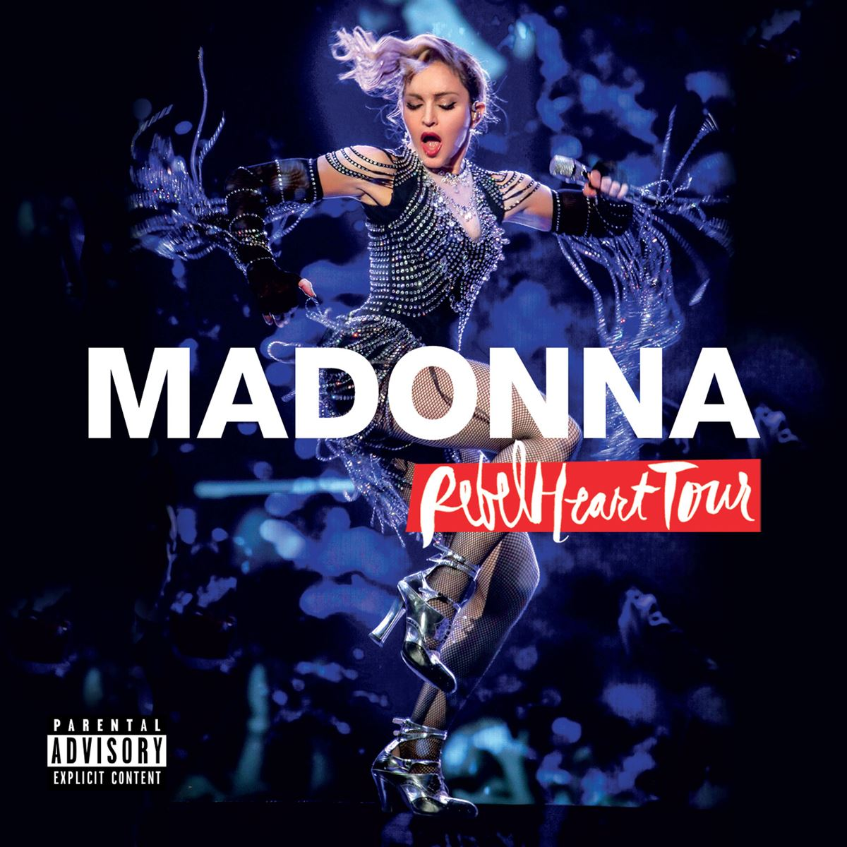 2cd madonna rebel heart tour  - Sanborns