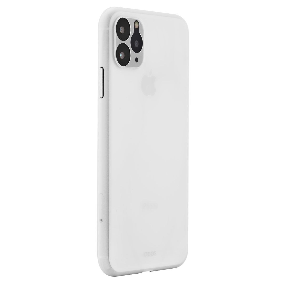 Funda para iPhone 11 Pro Max Transparente Mask Protect Qdos
