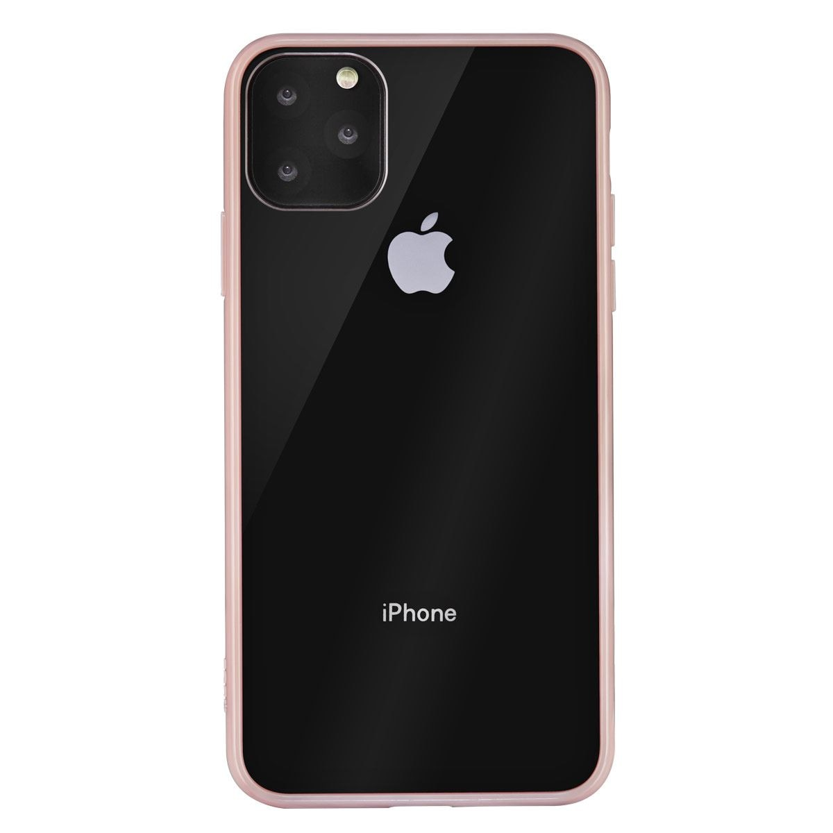 Funda para iPhone 11 Pro Rosa Hybrid Protect Qdos
