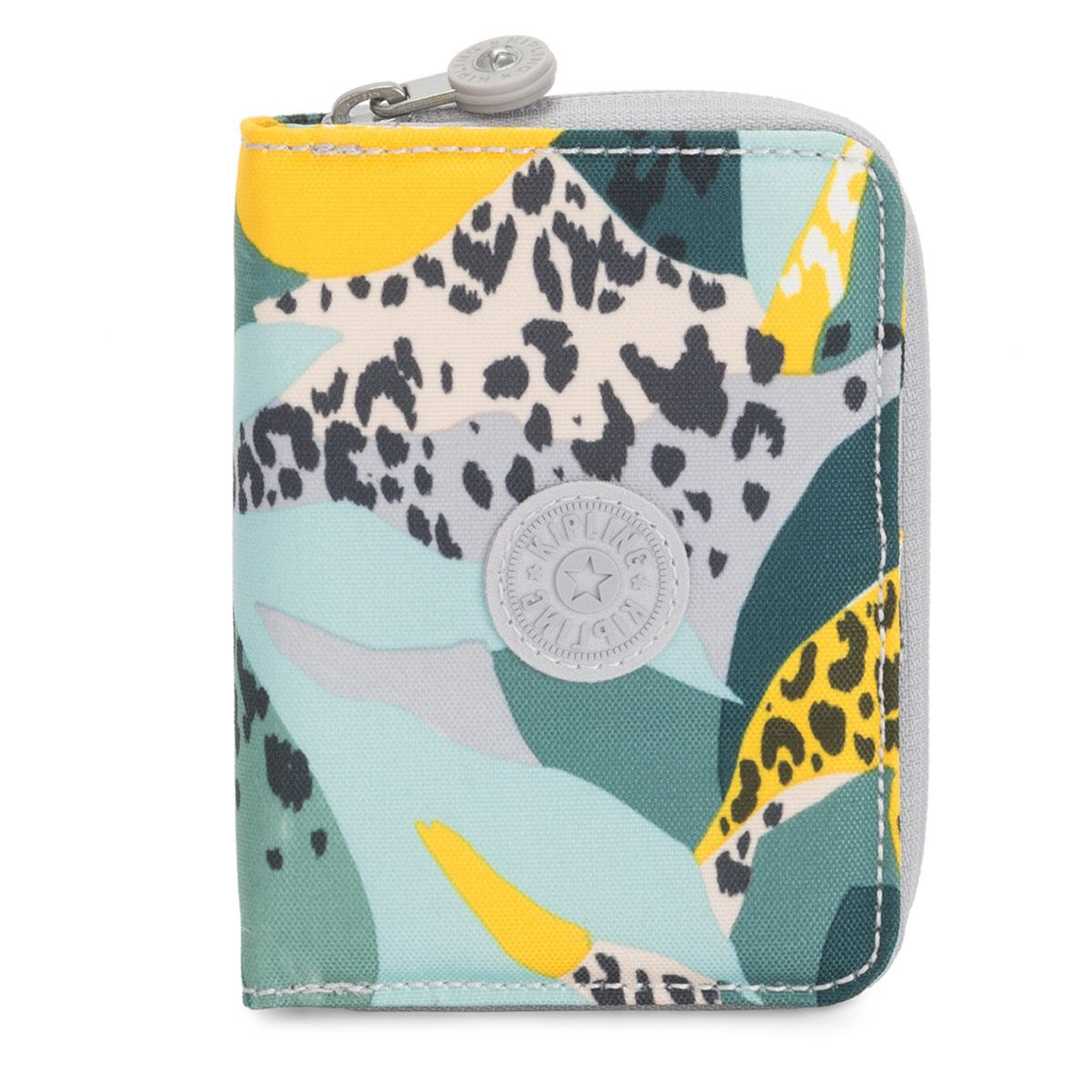 Cartera Kipling Money Love Jungle Para Dama