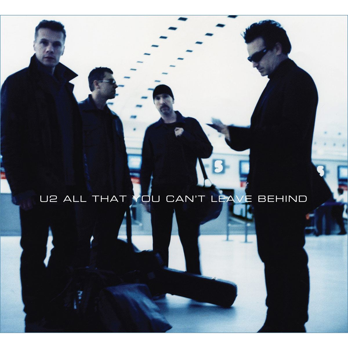 CD2 U2 - All That You Can't Leave Behind