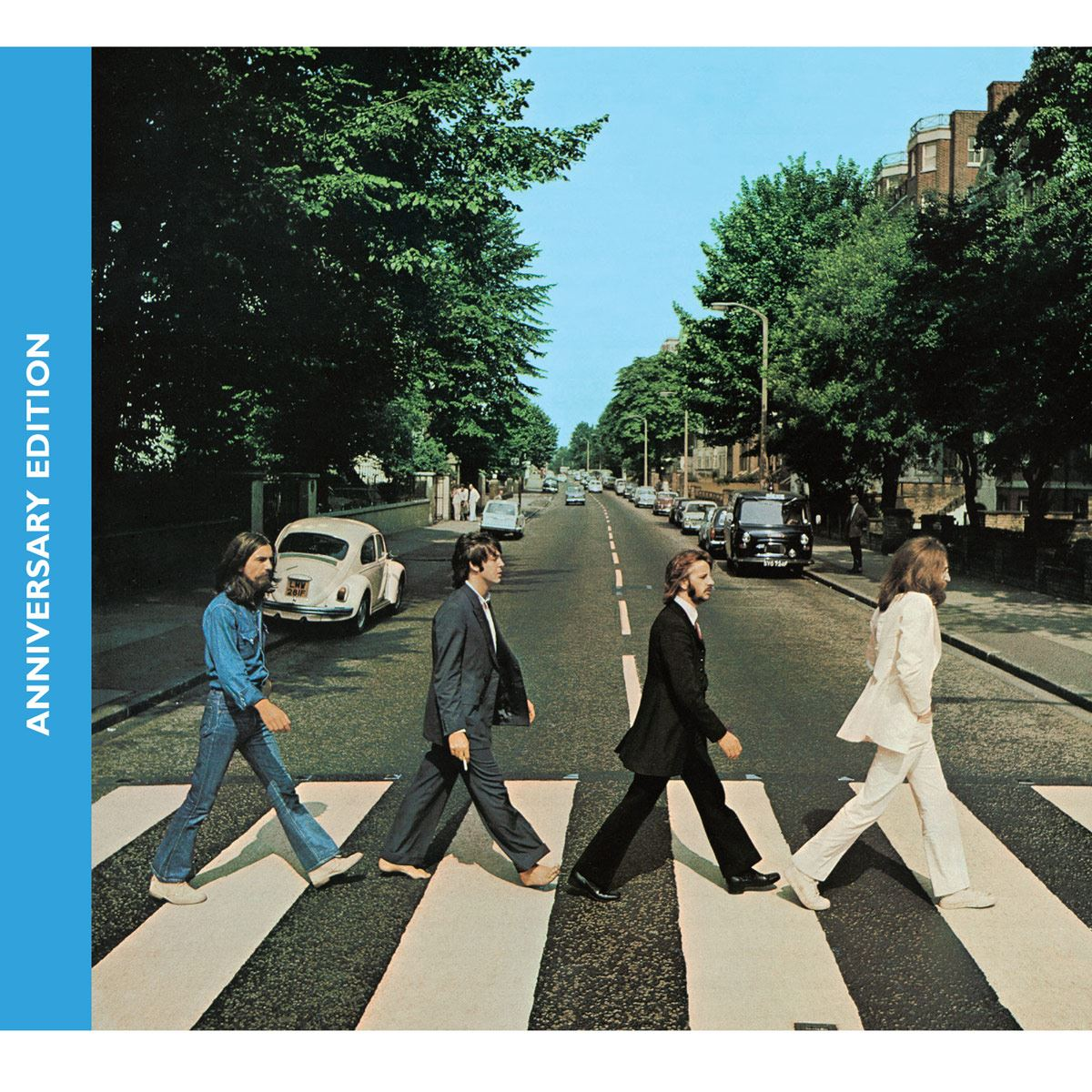 CD The Beatles- Abbey Road Anniversary Edition