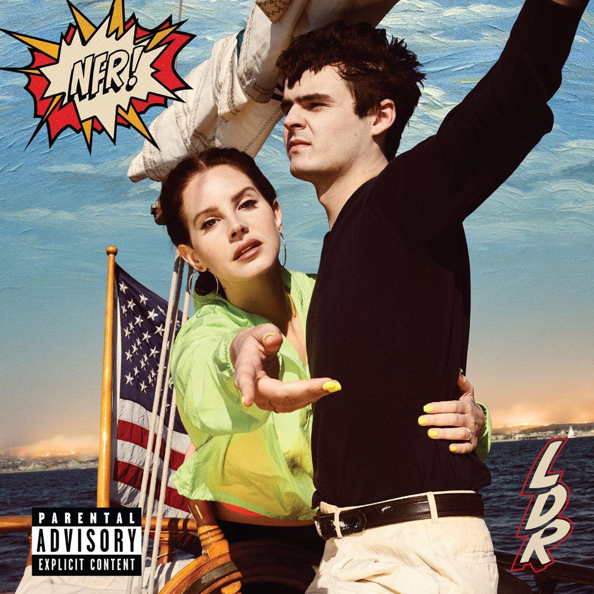 CD Lana del Rey- Normal Fucking Rock