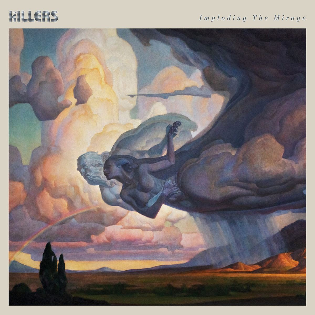 CD The Killers - Imploding The Mirage