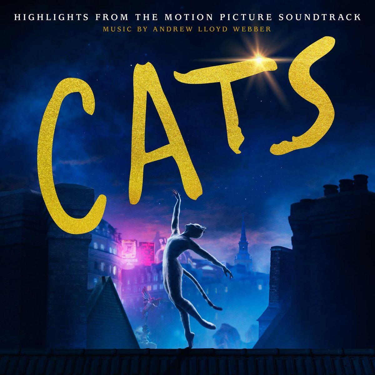 CD CATS Soundtrack