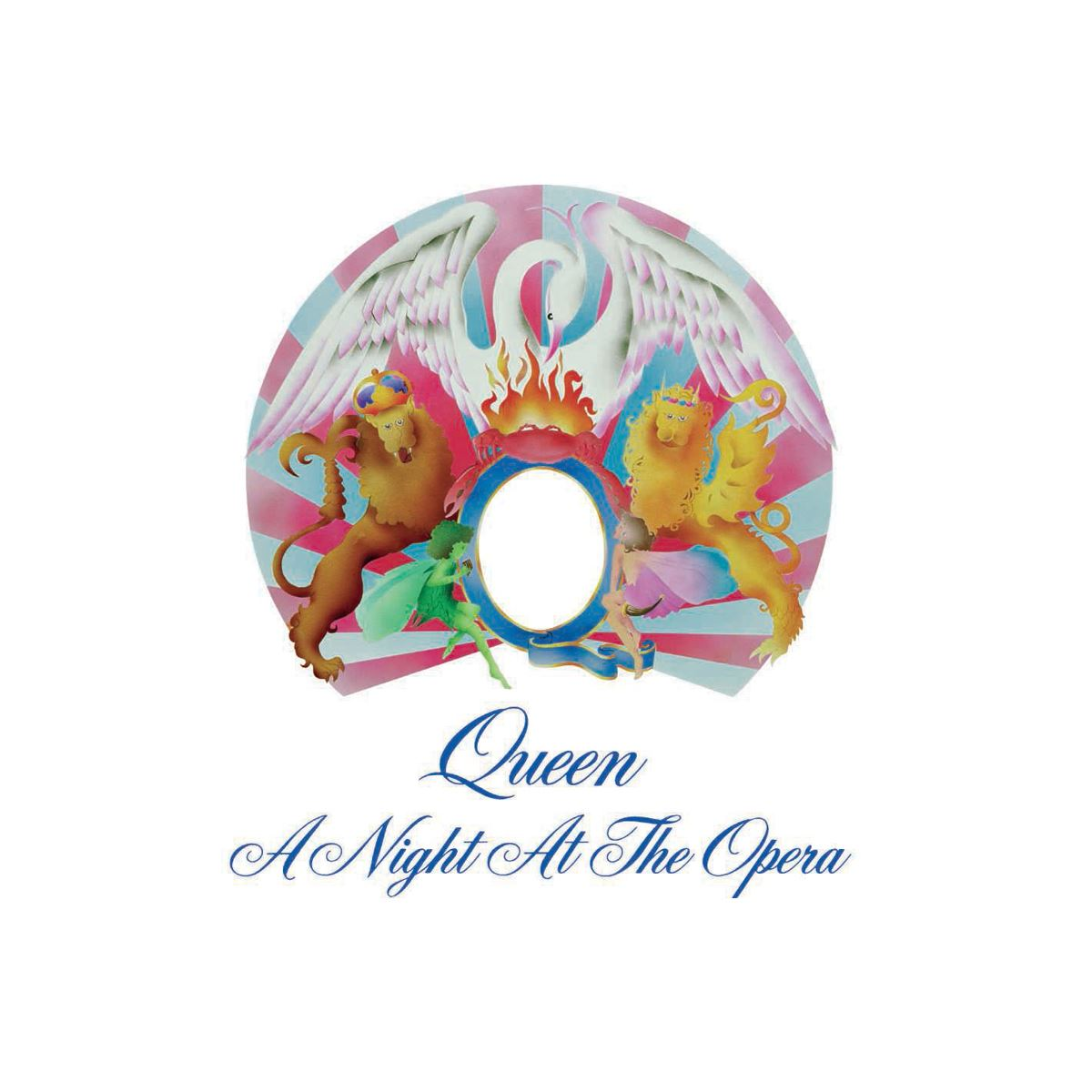Cd2 queen a night at the opera (deluxe)  - Sanborns