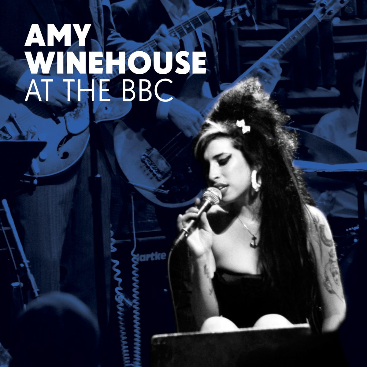 Cd/dvd amy winehouse at the bbc  - Sanborns