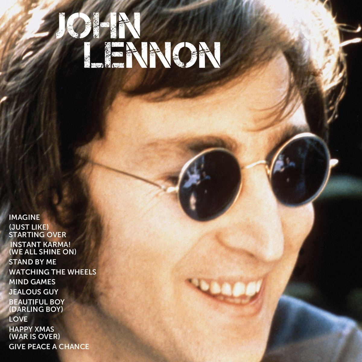 CD John Lennon-Icon