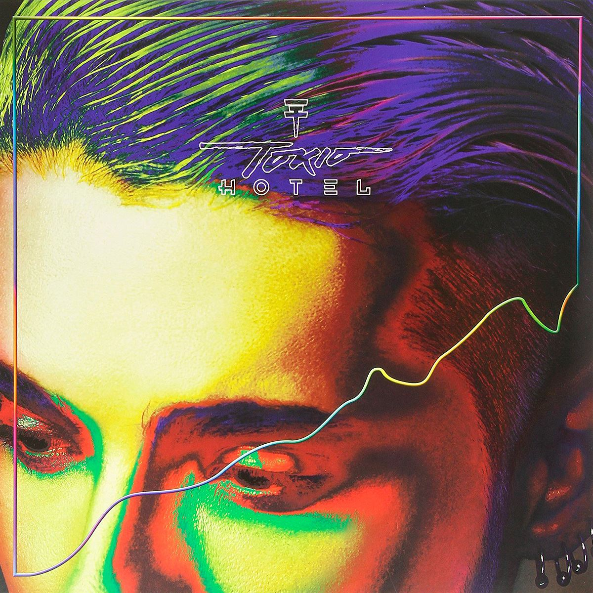 Lp tokio hotel kings of suburbia  - Sanborns