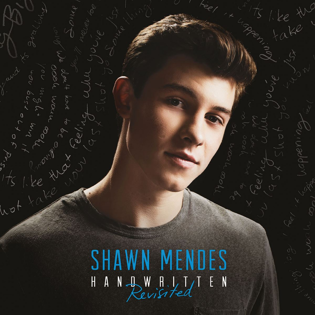 CD Shawn Mendes- Handwritten Revisited