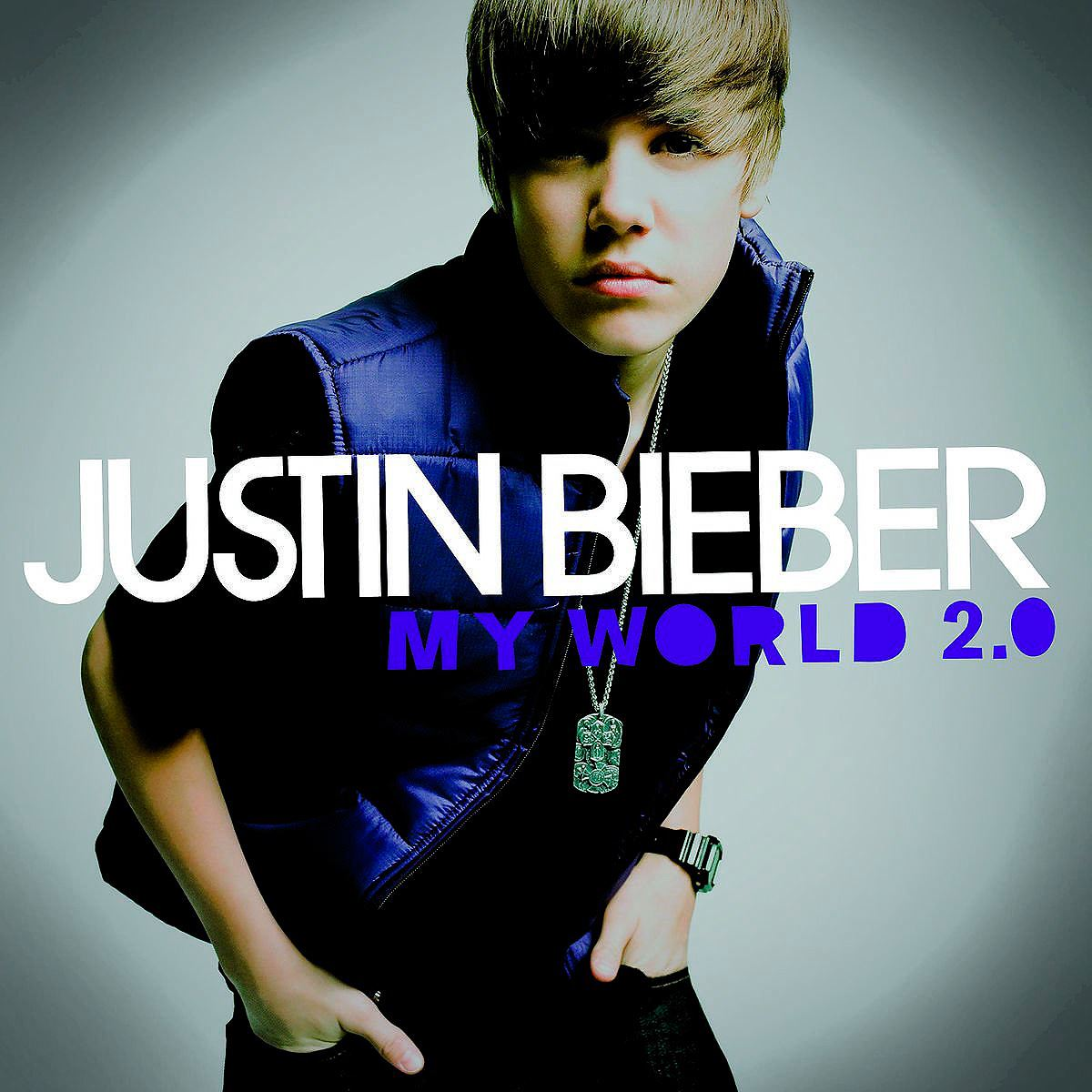 LP Justin Bieber My World 2.0