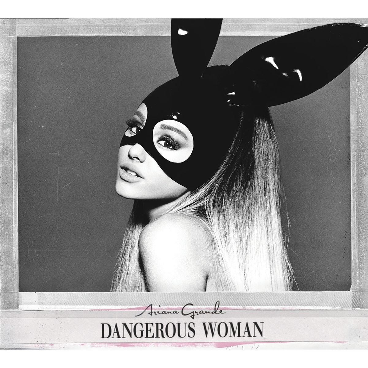 Cd ariana grande dangerous woman (deluxe)  - Sanborns
