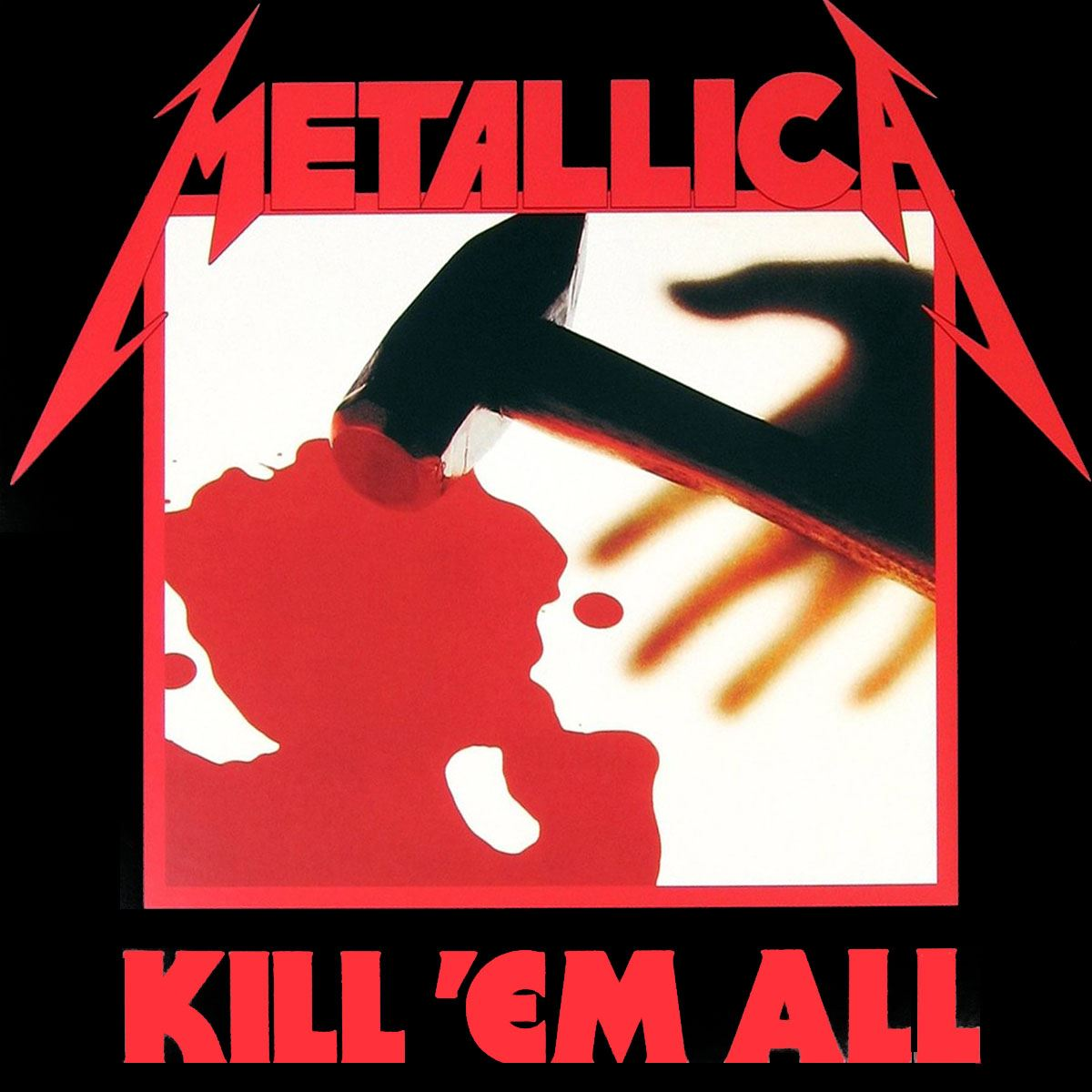 CD Metallica-Kill Em All