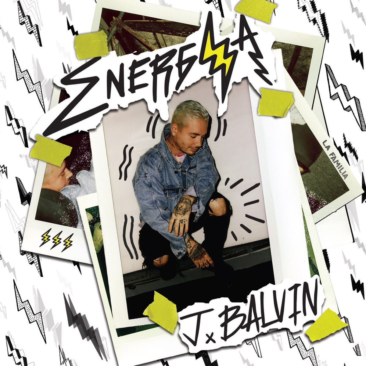 Cd j.balvin- energía  - Sanborns