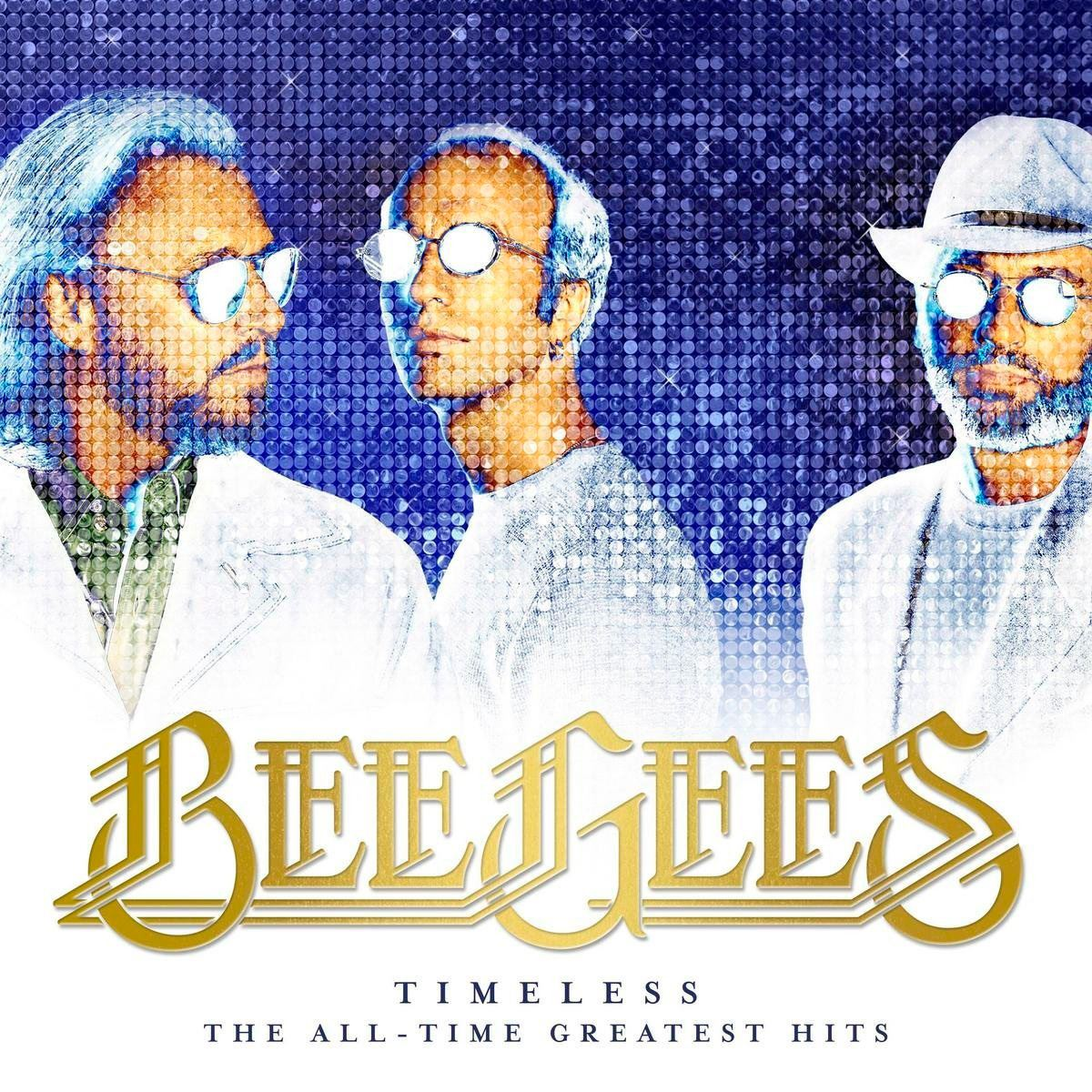 CD Bee Gees  Timeless-The All-Time Greatest Hits