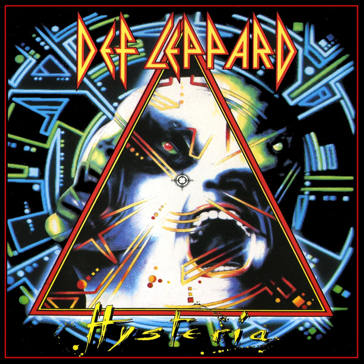 CD3 Ded Leppard Hysteria Remastered