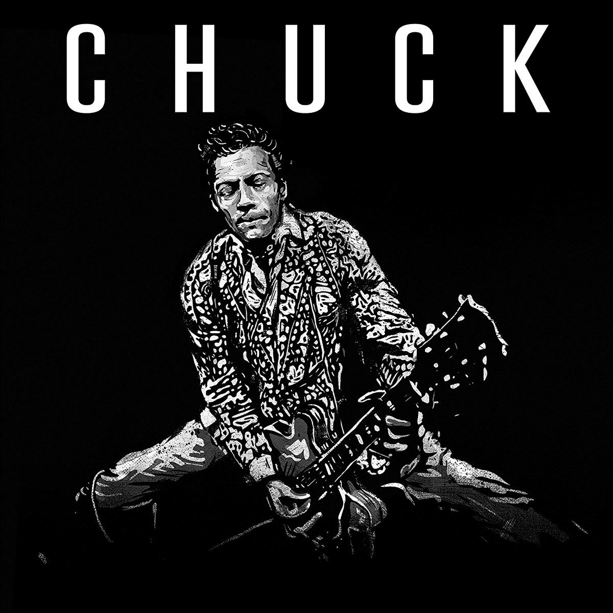 Lp chuck berry chuck  - Sanborns