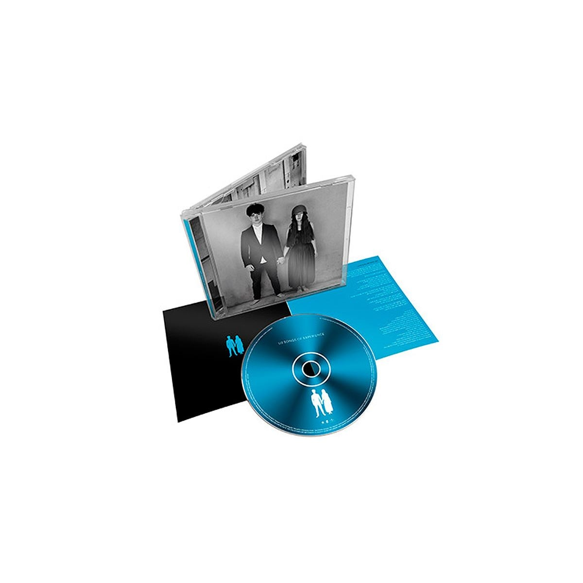 Cd u2- songs of experience (deluxe)  - Sanborns