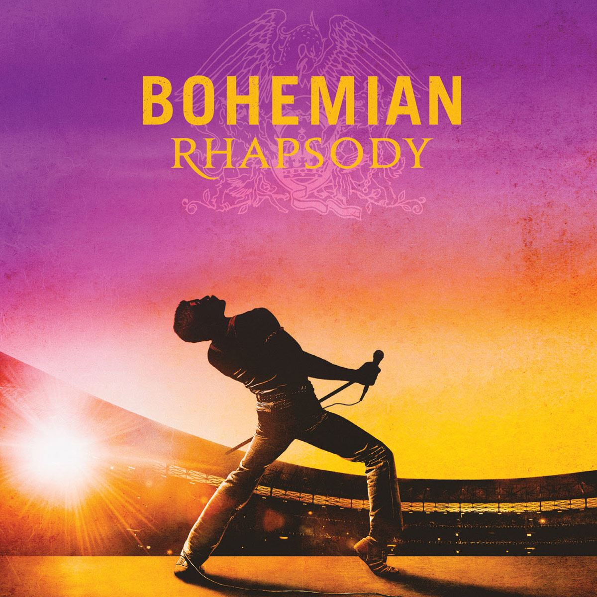 CD Queen- Bohemian Rhapsody O.S.T.