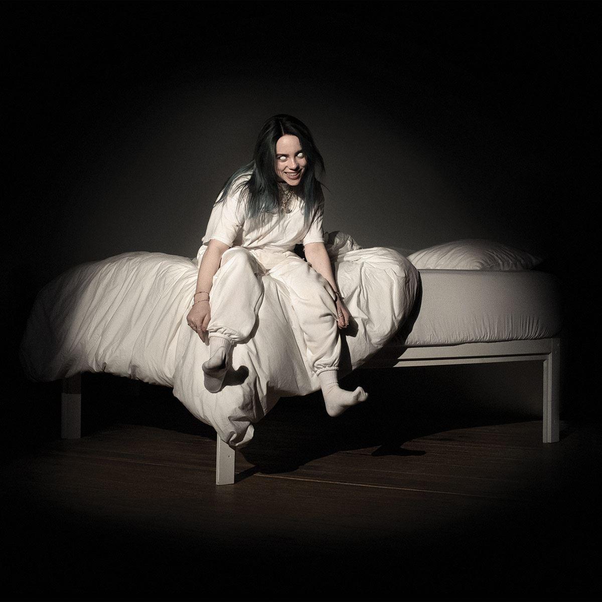 CD Billie Eilish- When We All Fall A Sleep Where Do We Go