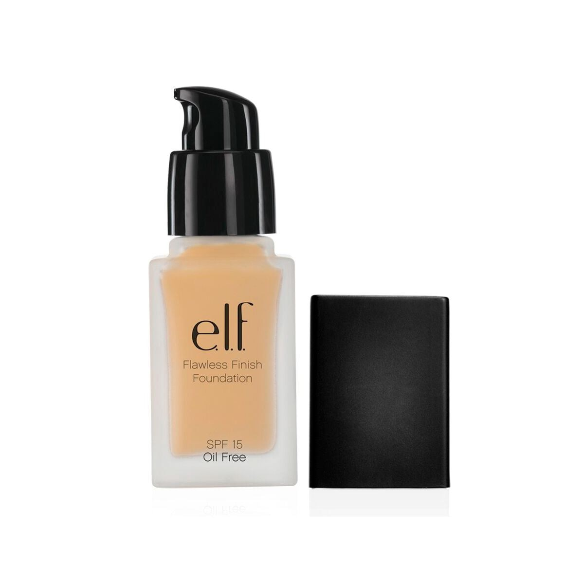 Face flawless finish foundation with spf15 - caramel  - Sanborns