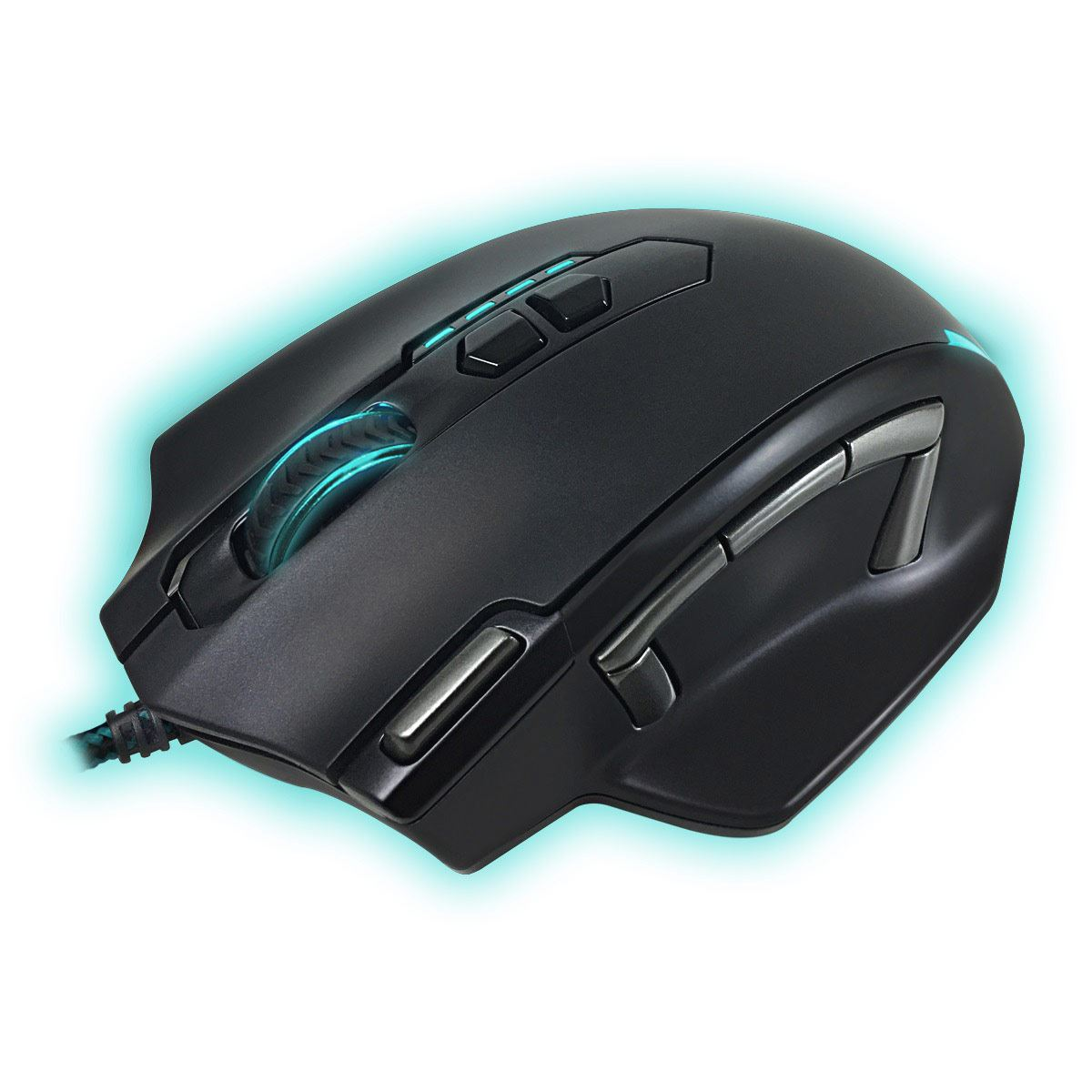 Mouse Gamer 11 Botones Programables Dominion Vortred