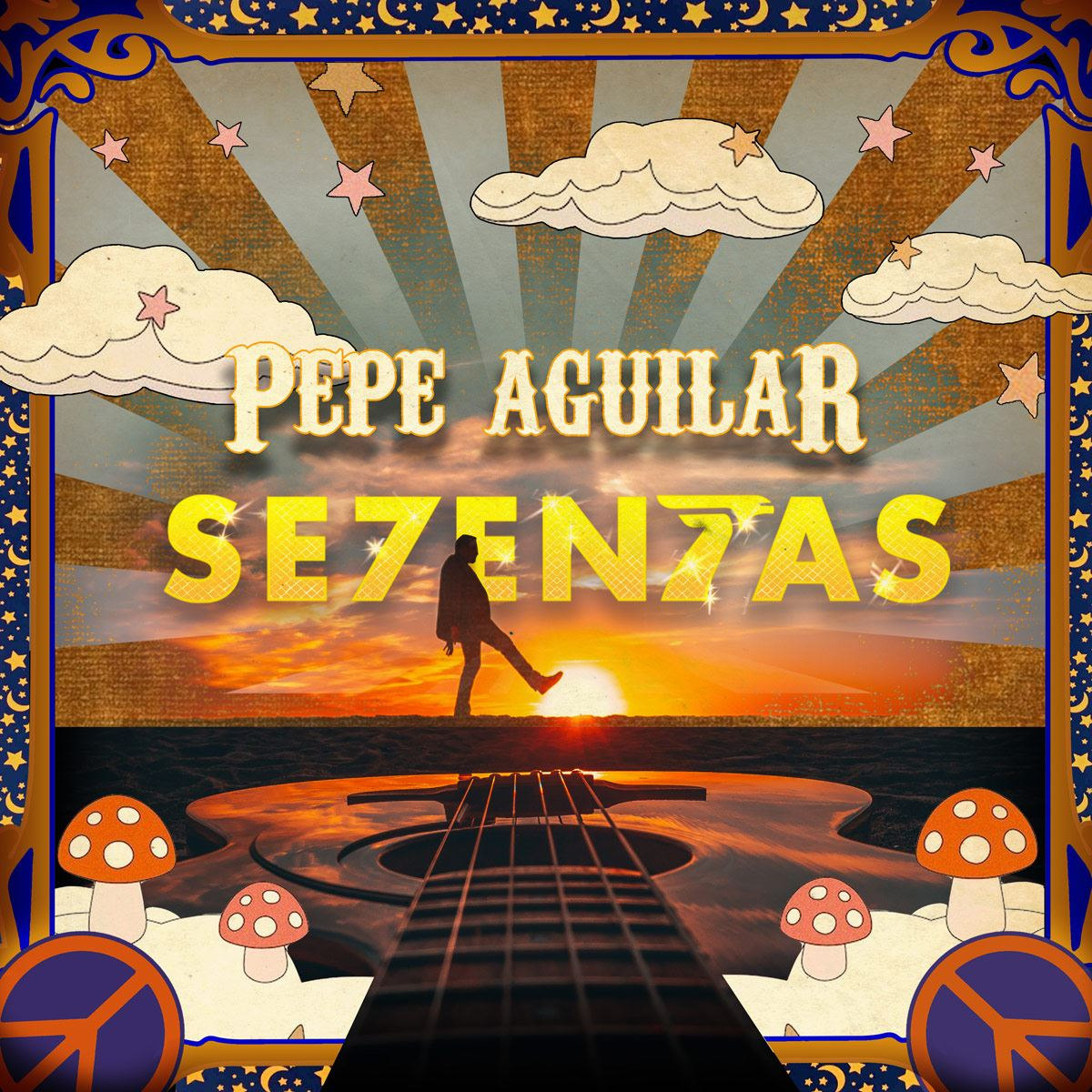 CD Pepe Aguilar - Se7en7as