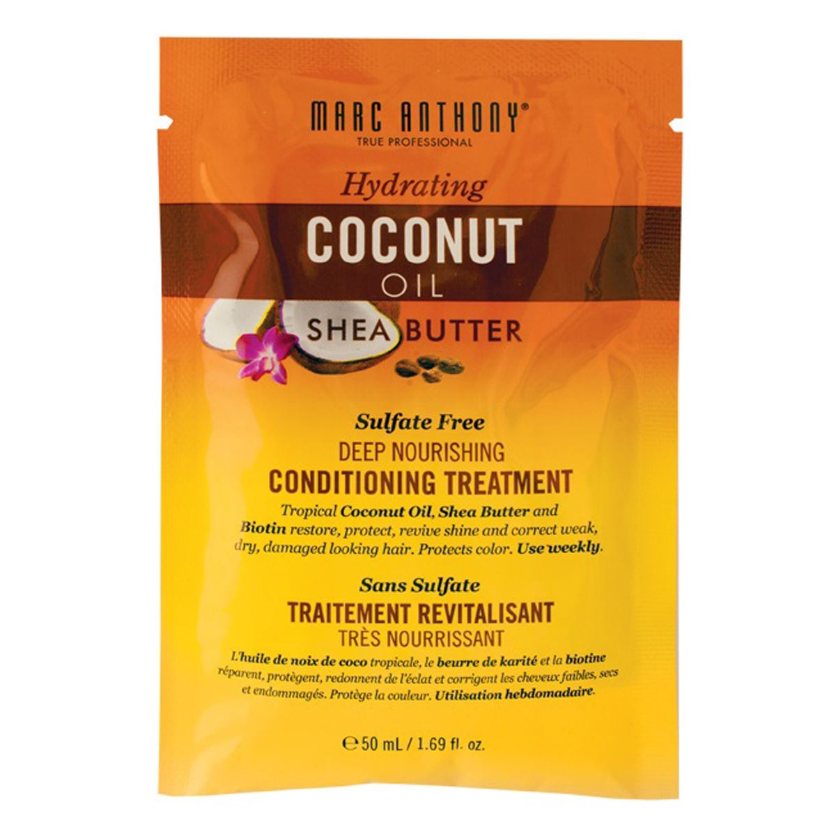 Tratamiento coconut sachete 50 ml  - Sanborns