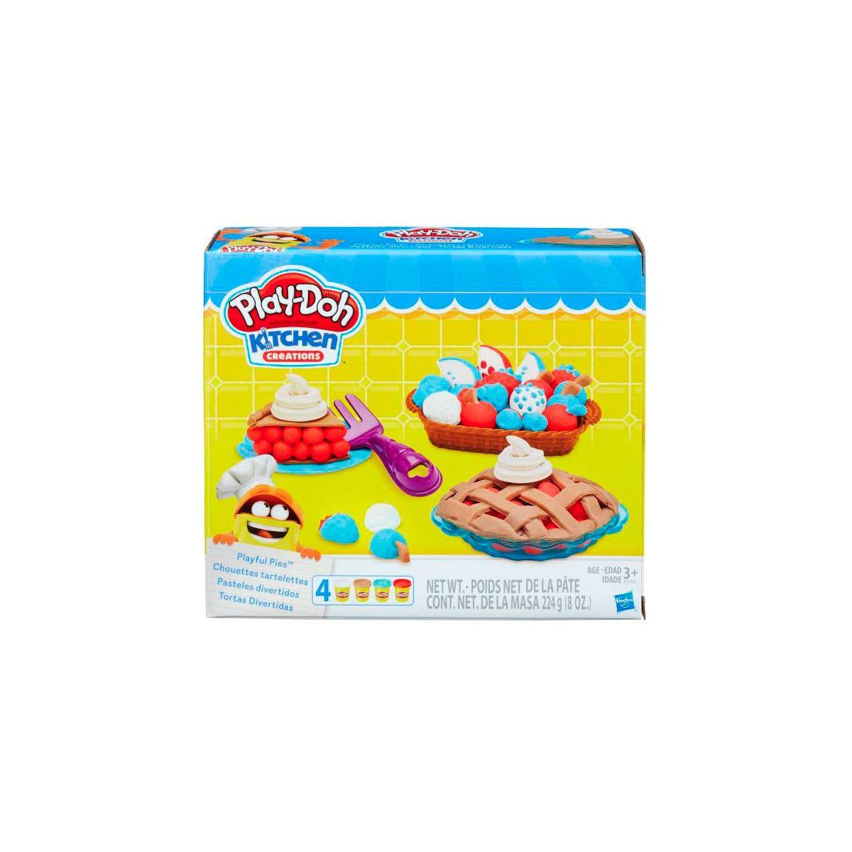 Pasteles Divertidos Play Doh