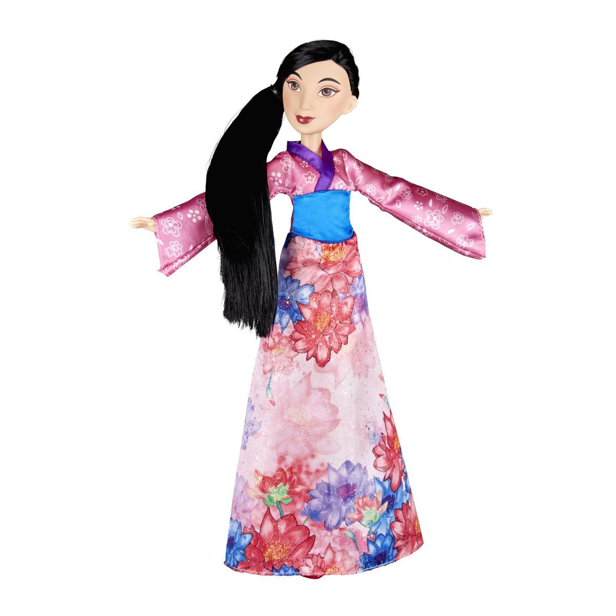Muñeca mulan royal shimmer disney princesas - Sanborns