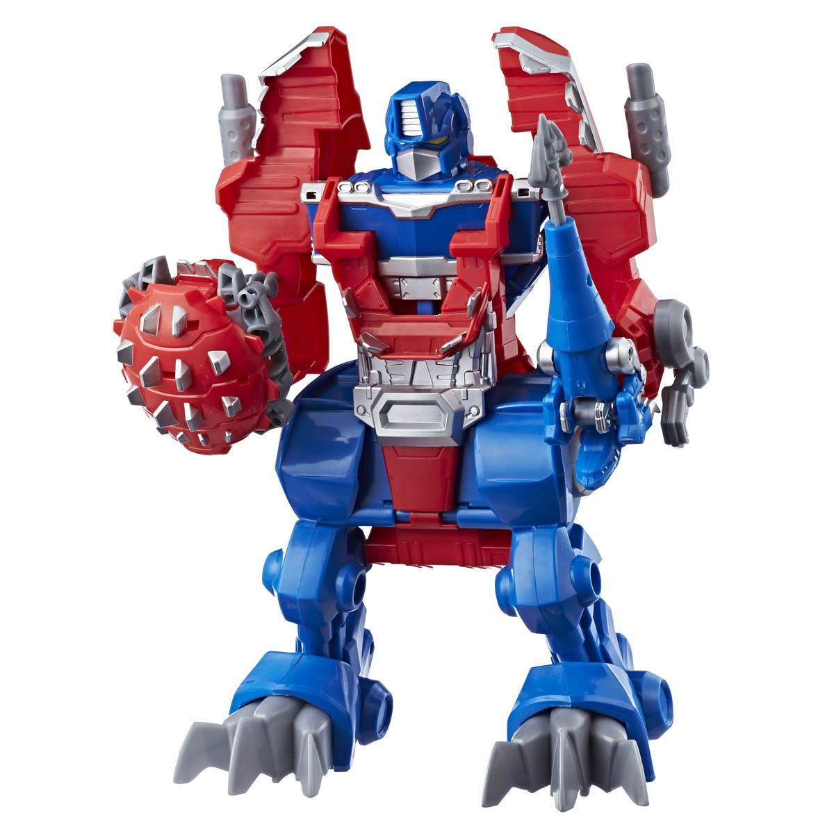 Optimus Prime Caballero Guardia Transformers Rescue Bots