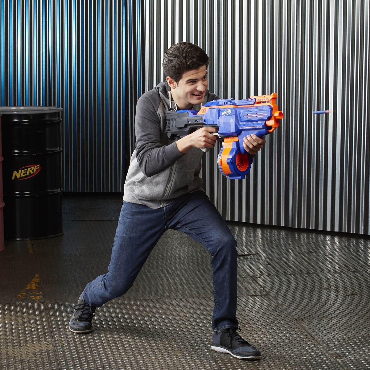 Lanzador Nerf N-Strike Elite Infinus