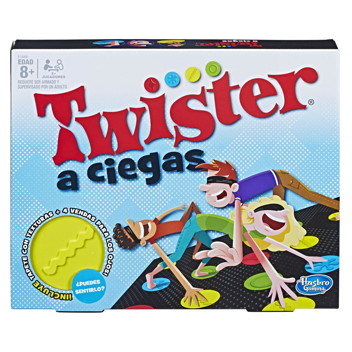 Twister a ciegas  - Sanborns