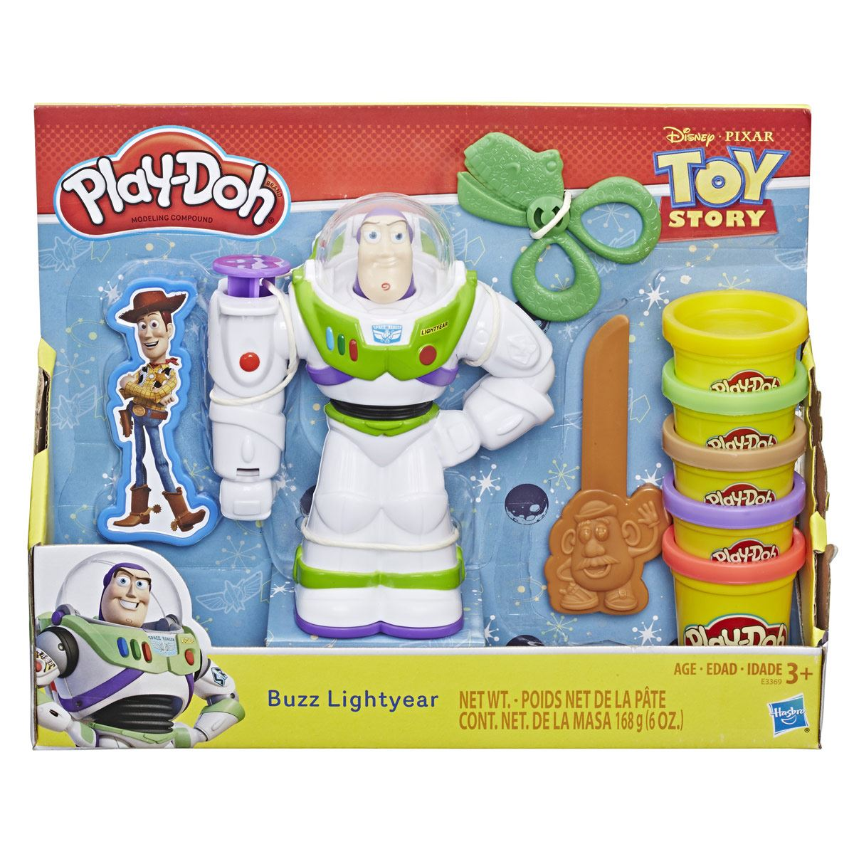 Set Toy Story Buzz Lightyear Play-Doh