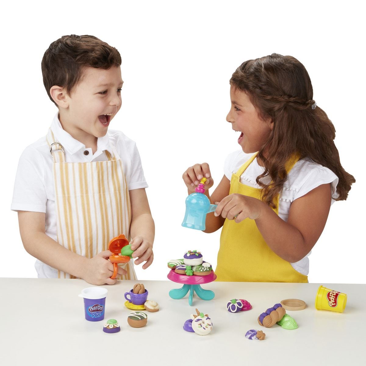 Donas Deliciosas Play-Doh Kitchen