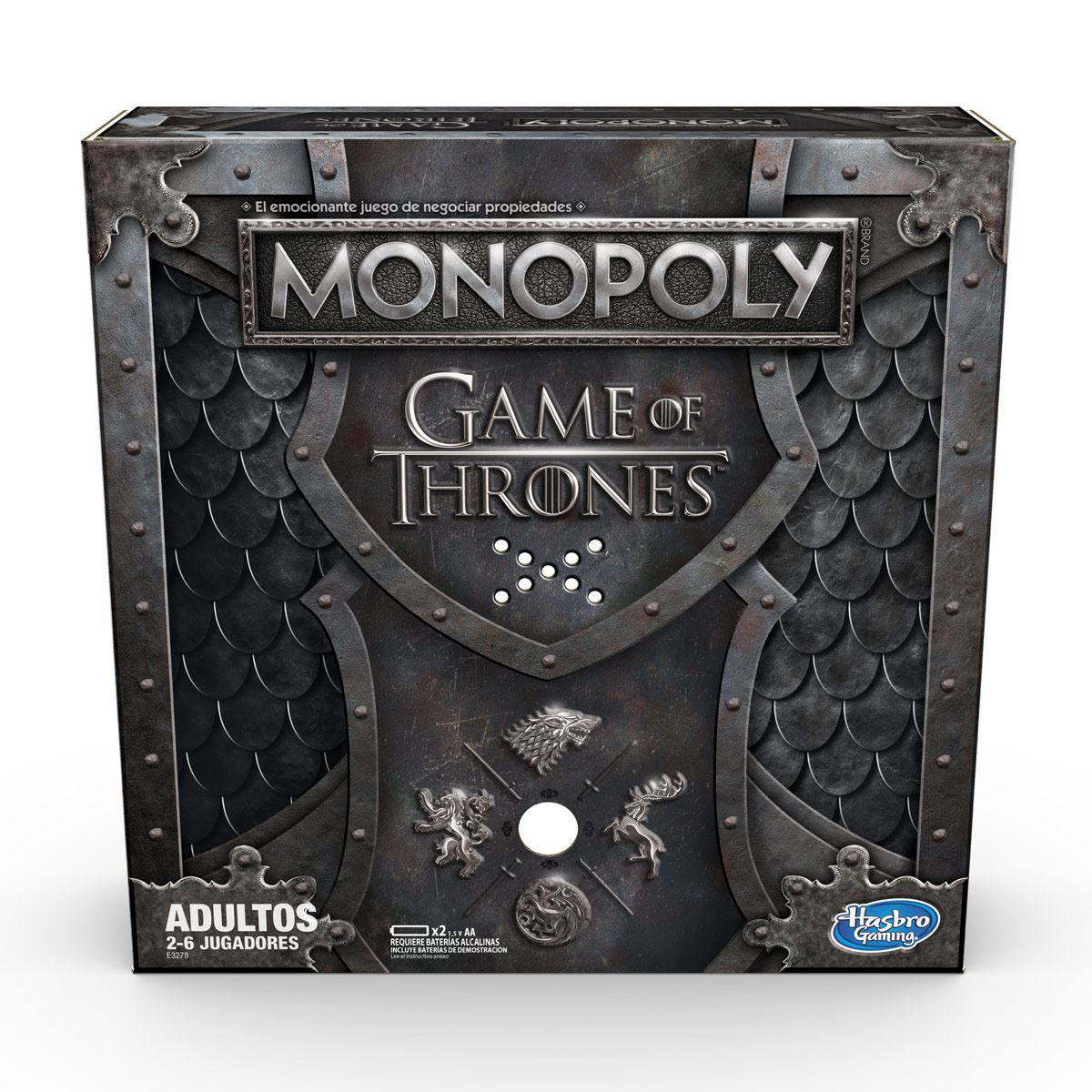 Monopoly Game of Thrones Hasbro Gaming