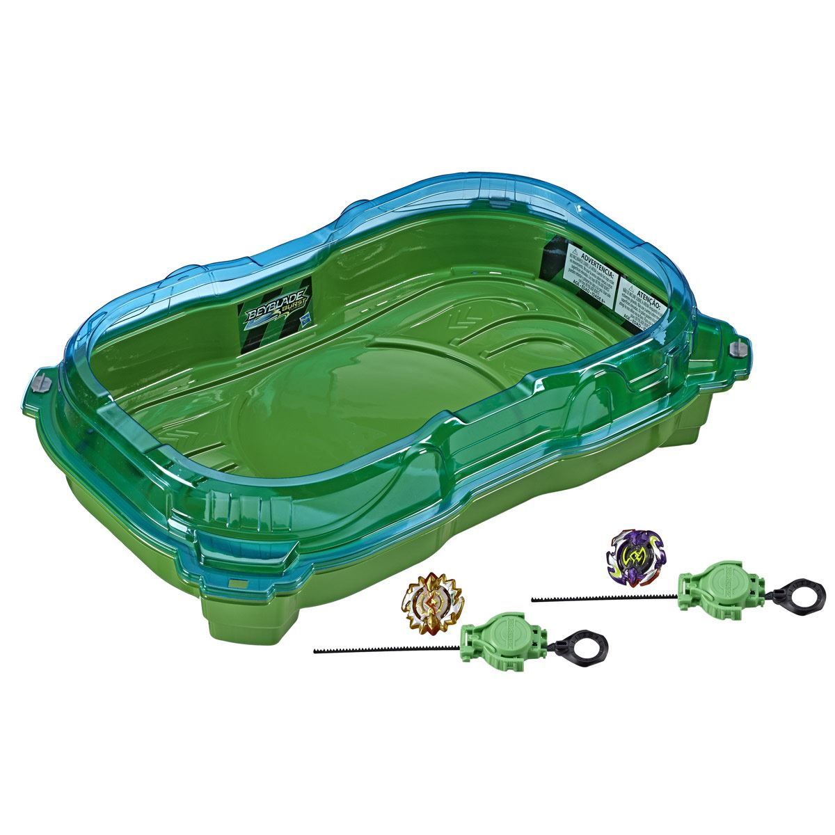 Beyblade Cross Collision Set de Batalla