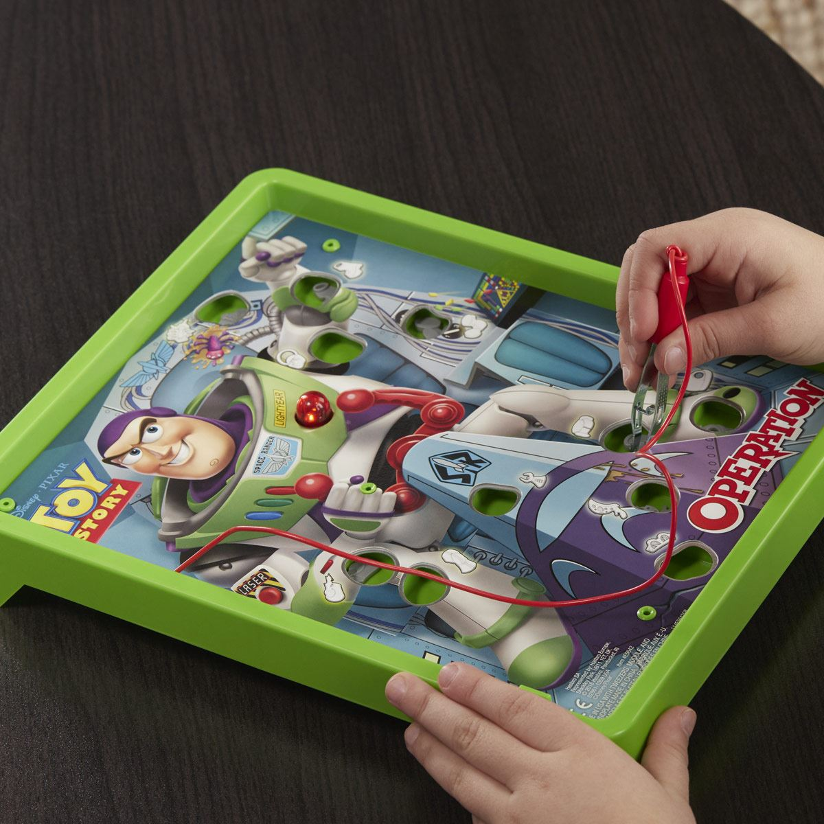 Operando Toy Story Buzz Lightyear