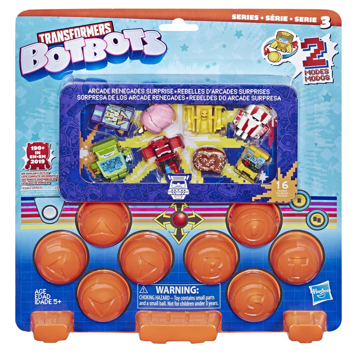 Transformers Botbots 16 Pack