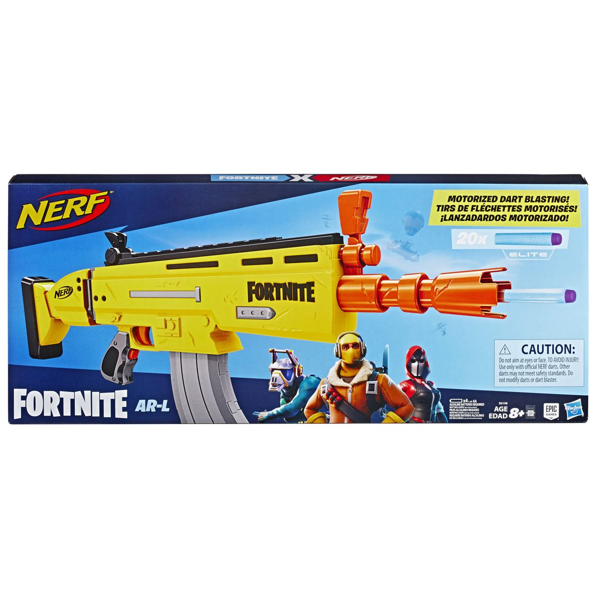 Nerf Fortnite Legendary