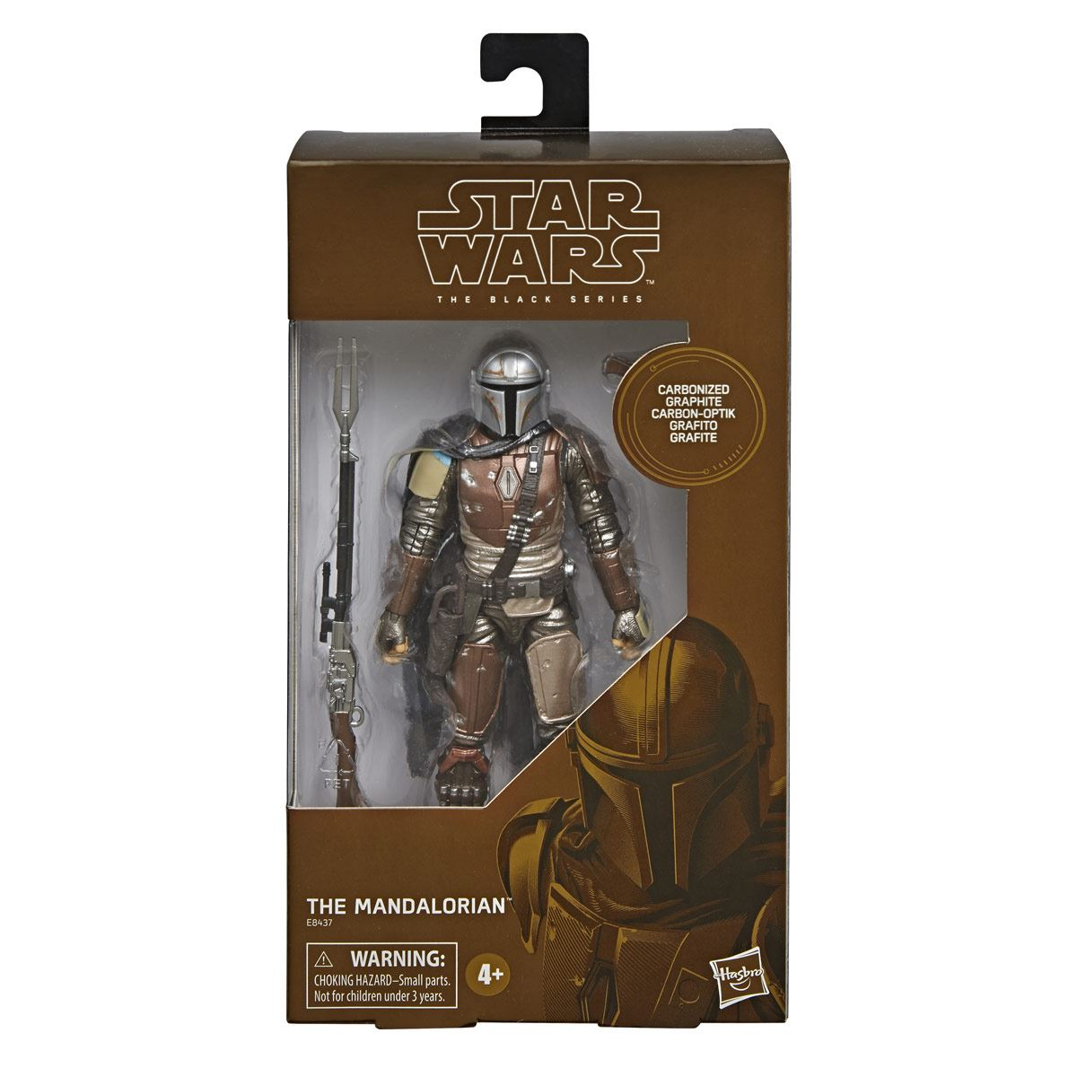 Black Series The Carbonized Collection The Mandalorian Star Wars