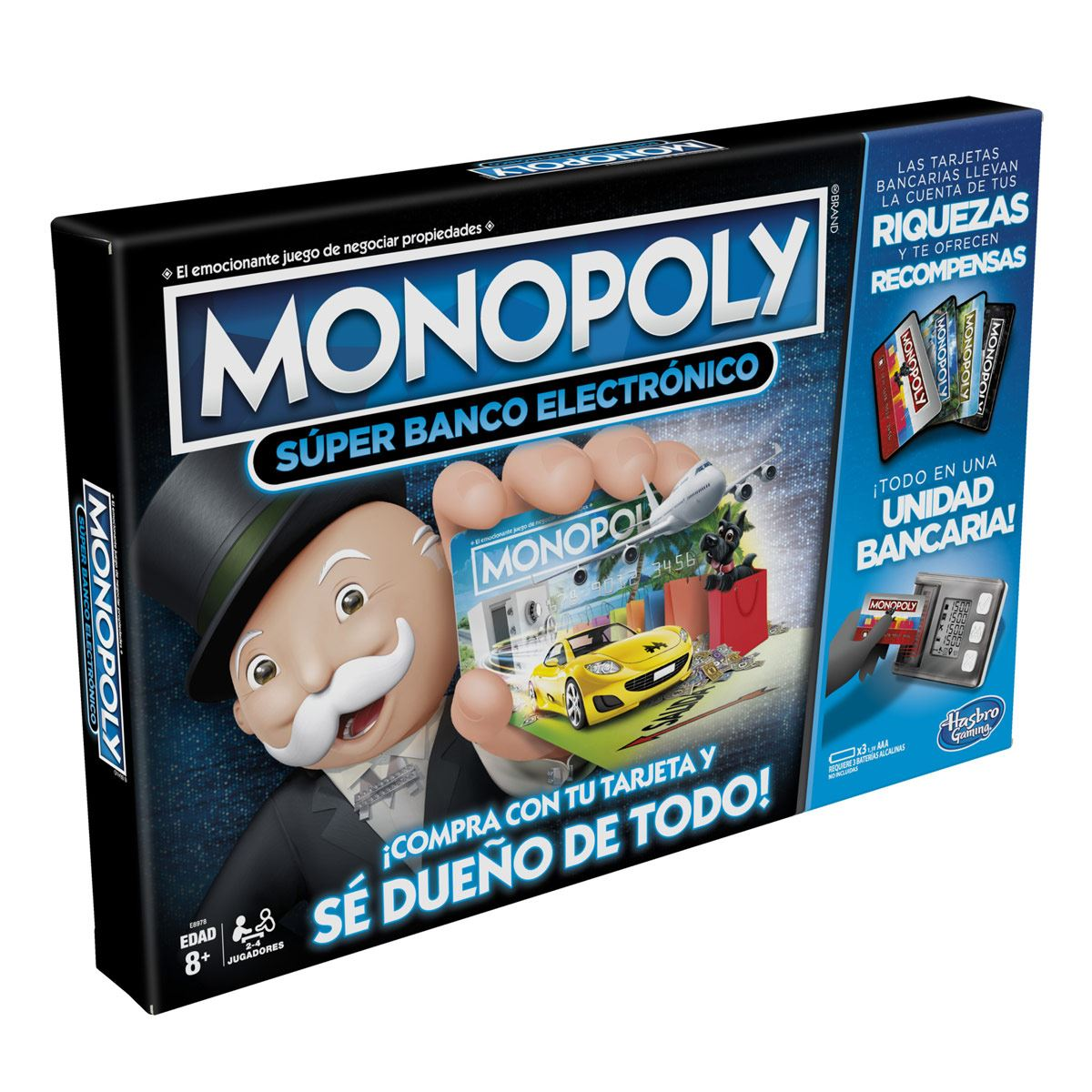 Juego Monopoly Recompensas Exclusivas