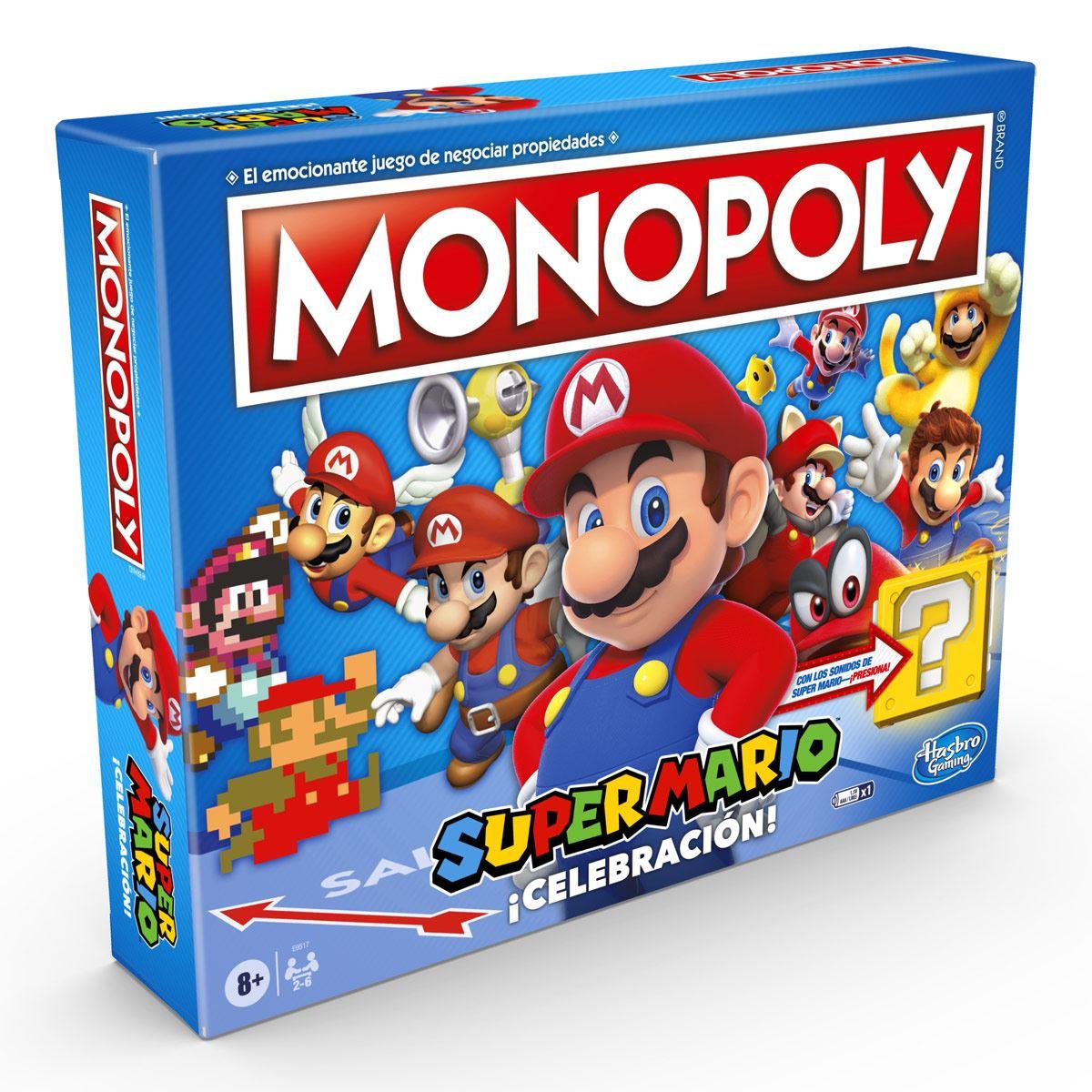 Monopoly Super Mario ¡Celebración!