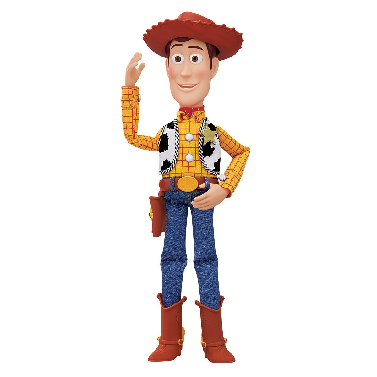 Ts4 - Sheriff Woody Deluxe Toy Story 4